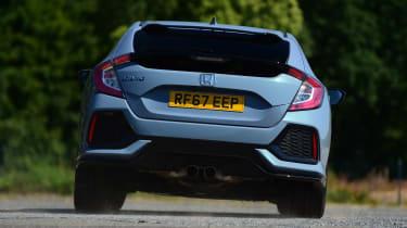 Honda Civic - rear