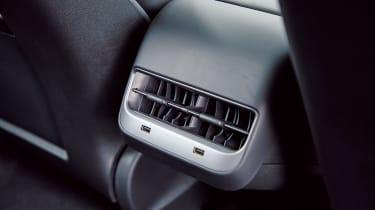 Tesla Model 3 - air vents