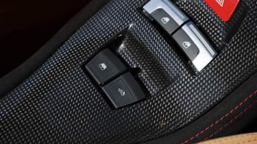 Ferrari 458 Spider buttons