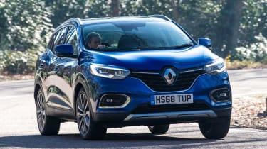 Renault Kadjar S Edition - front cornering