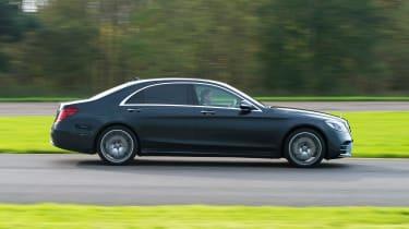 Mercedes S-Class - side