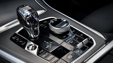 BMW X5 - Gearstick