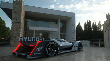 GT Sport 2016 - Hyundai Vision GT