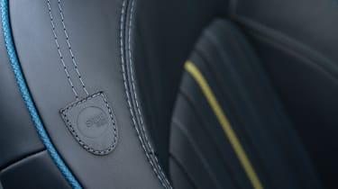 MINI Sidewalk Convertible - seat detail