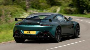 Aston Martin Vantage F1 Edition - rear cornering
