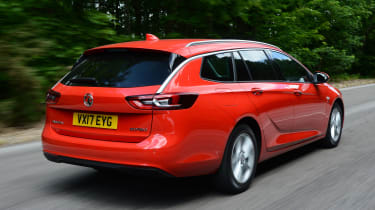 Vauxhall Insignia Sports Tourer - rear