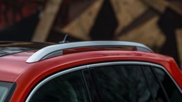 Volkswagen Tiguan 2016 - roof rails