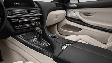 BMW 6 Series 2017 interior