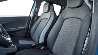 Renault ZOE - seats