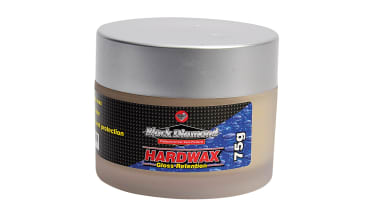 car wax pack shot