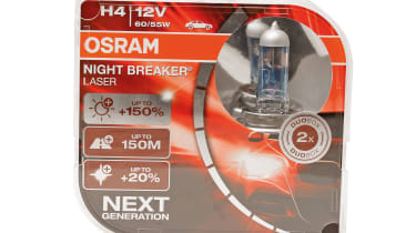 Osram Night Breaker Plus Next Generation