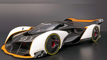 Dream Christmas gifts for petrolheads 2017 - McLaren model