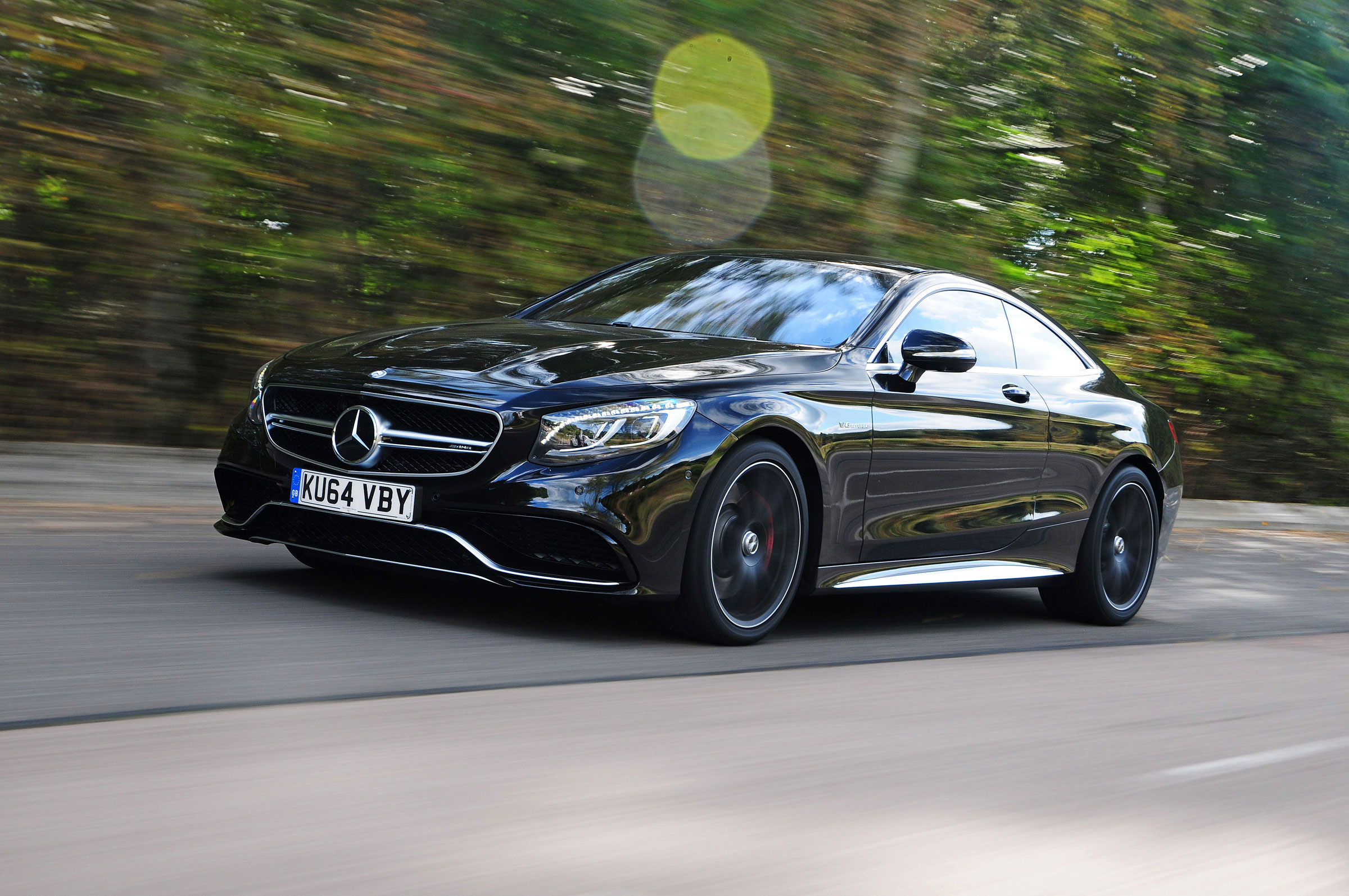 Mercedes S63 Amg Coupe 2014 Review Auto Express