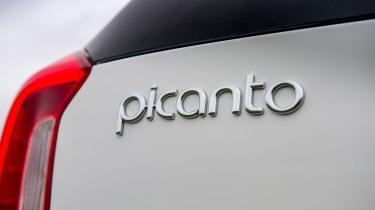 Kia Picanto GT Line - Picanto badge