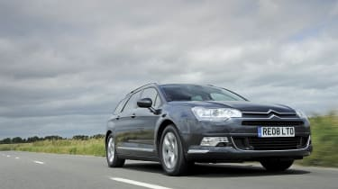 Citroen C5 Tourer SX