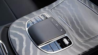 Mercedes E-Class - control