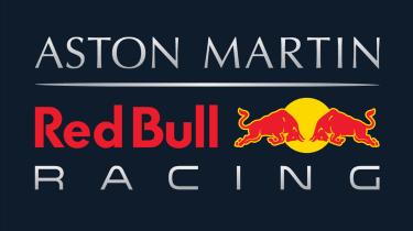 Aston Martin Red Bull - logo