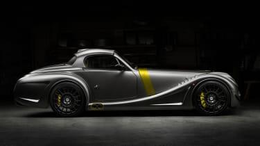 Morgan Aero GT - side profile