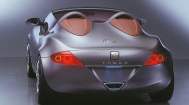 SEAT Tango - rear