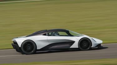 Aston Martin Valhalla - side