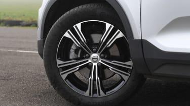 Volvo XC40 T4 - wheel