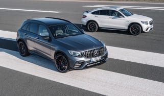 Mercedes-AMG GLC 63  and coupe 2