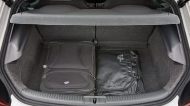 Volkswagen Scirocco R boot