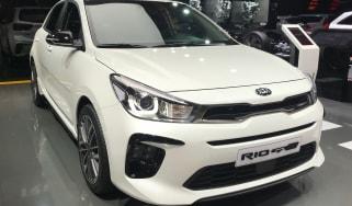 Kia Rio GT-Line - front