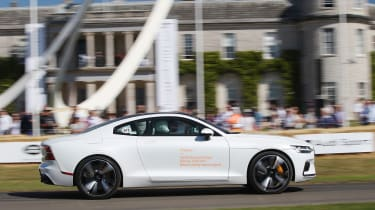 Polestar 1 - Goodwood run 2019
