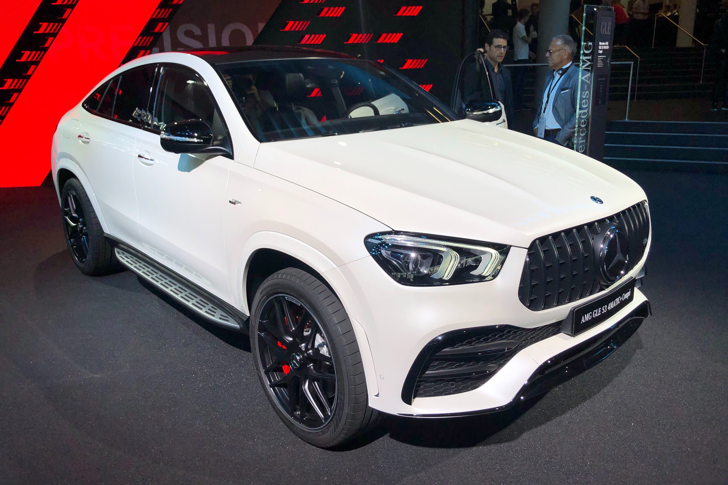 New 2019 Mercedes GLE Coupe: pricing, specs and details ...