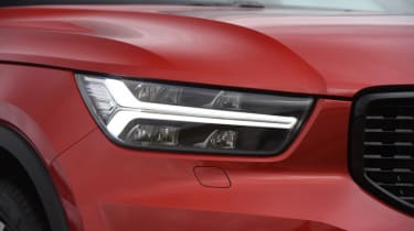 Volvo XC40 headlight