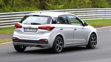 Hyundai i20 N - spyshot 10