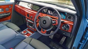 Building a Rolls-Royce Phantom - interior