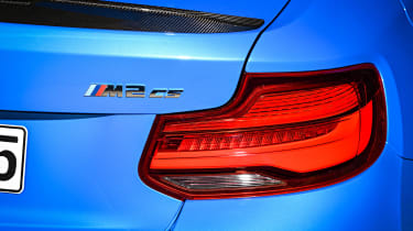 BMW M2 CS - rear light