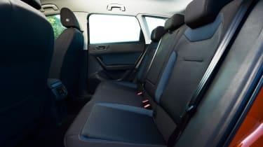 SEAT Ateca - rear seats