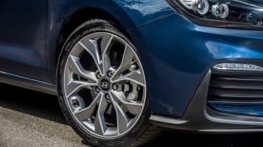 Hyundai i30 N-Line - wheel