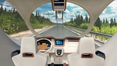 Marchi Mobile eleMMent palazzo Superior cockpit