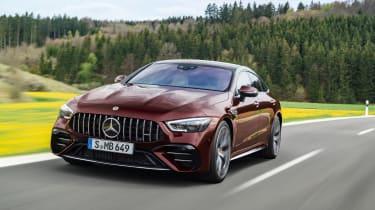 Mercedes-AMG GT 4-Door 2021 facelift - front