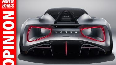 Opinion: Lotus Evija