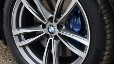 BMW 6 Series GT - wheel detail