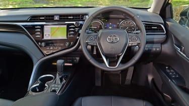 Toyota Camry - interior