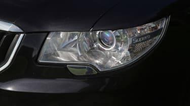 Used Skoda Superb headlight cluster