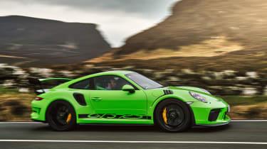 Porsche 911 GT3 RS - side