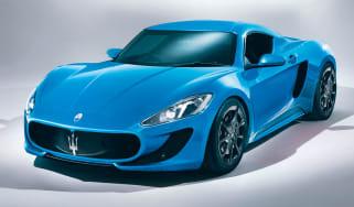 Maserati 911 rival front
