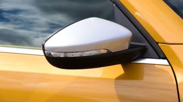 Volkswagen Beetle Dune Cabriolet 2016 - door mirror