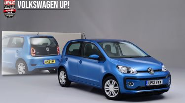 Volkswagen up! - 2019 City Car of the Year