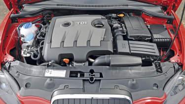 SEAT Leon Ecomotive engine