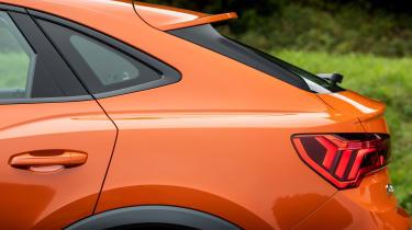 Audi Q3 Sportback - rear profile