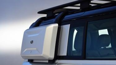Land Rover Defender - studio detail