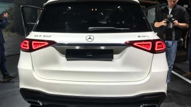 Mercedes GLE - Paris - Rear